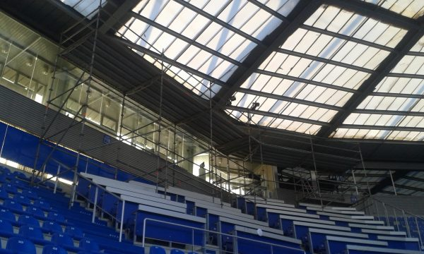 Campo de fútbol de Mendizorroza – Vitoria